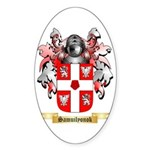 Samuilyonok Sticker (Oval)