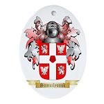 Samuilyonok Oval Ornament