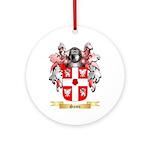 Samu Round Ornament