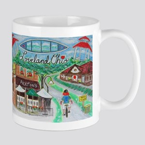Loveland, Ohio - Lightened Mugs