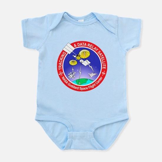 TDRS 1st Gen Program Logo Baby Light Bodysuit