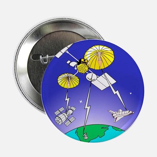 "TDRS 1st Gen Program Logo 2.25"" Button"