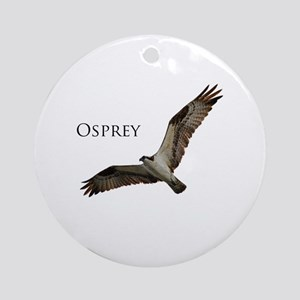 Osprey Round Ornament
