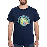 Captiva Flip Flops - Dark T-Shirt