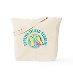 Captiva Flip Flops - Tote or Beach Bag