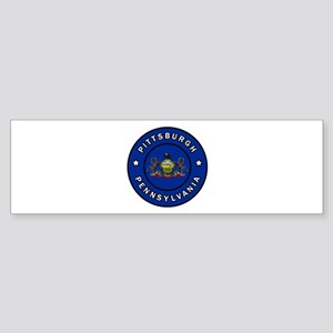 Pittsburgh Pennsylvania Bumper Sticker