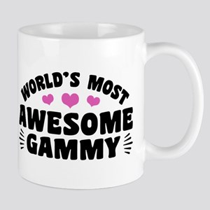 World's Most Awesome Gammy Mug