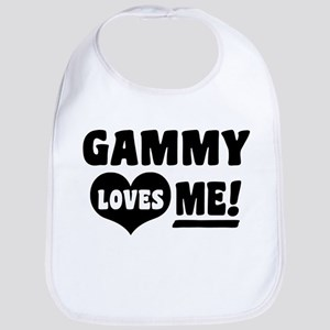 Gammy Loves Me Bib