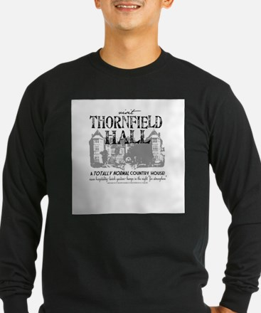 Visit Thornfield Hal Long Sleeve T-Shirt