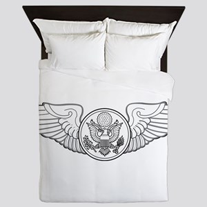 ENLISTED AIRCREW Queen Duvet