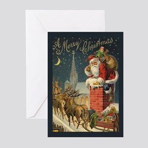 Night Before Christmas Christmas Cards (Pk of 10)