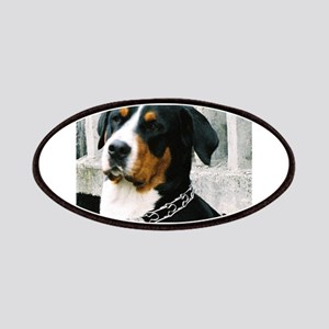 greater swiss mountain dog Patch