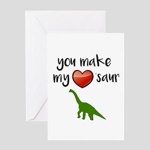 Heart Soar Greeting Cards