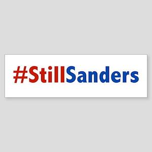 Still Sanders Sticker (Bumper)