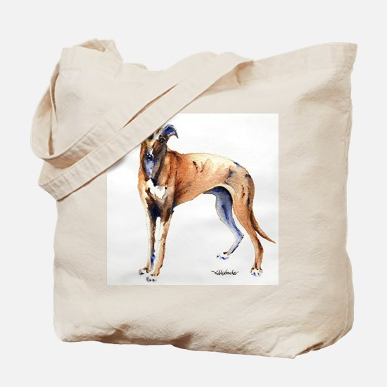 Funny Greyhound lover Tote Bag