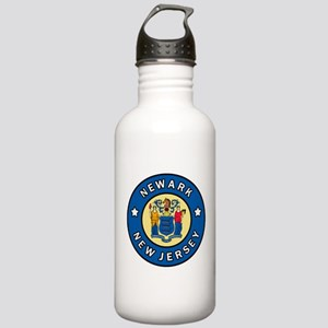 Newark New Jersey Stainless Water Bottle 1.0L