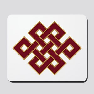 Endless knot Mousepad