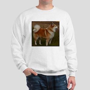icelandic sheepdog full Sweatshirt
