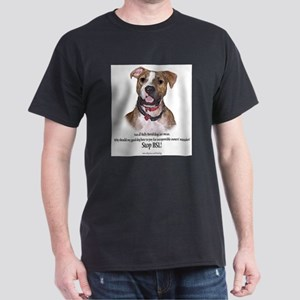 2 sided Stop BSL APB T-Shirt