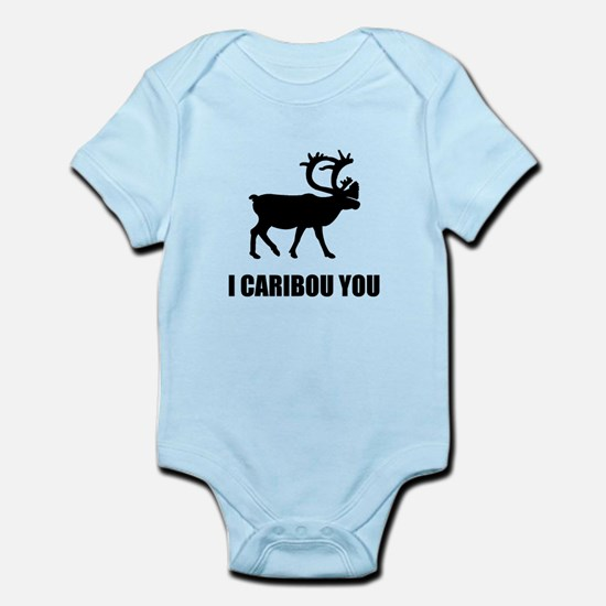 I Caribou You Body Suit