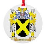 Salway Round Ornament