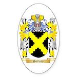 Salway Sticker (Oval 50 pk)