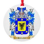 Salvator Round Ornament