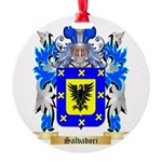 Salvadori Round Ornament