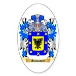 Salvadori Sticker (Oval)