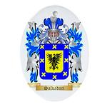 Salvadori Oval Ornament