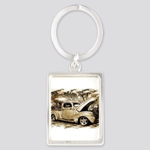 1940 Ford Pick-up Truck Keychains