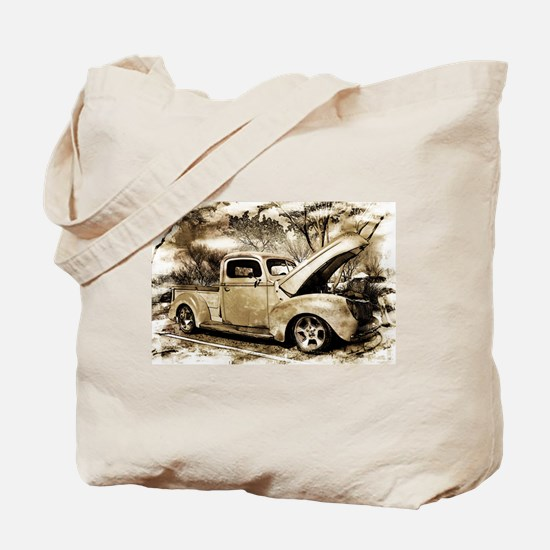 1940 Ford Pick-up Truck Tote Bag