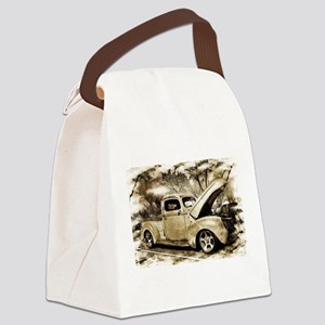 1940 Ford Pick-up Truck Canvas Lunch Bag