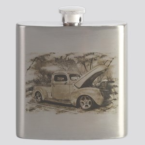 1940 Ford Pick-up Truck Flask
