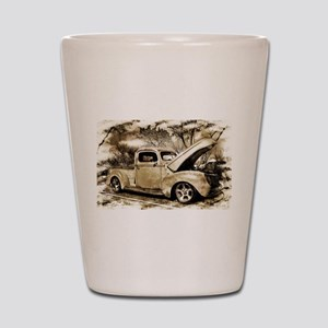 1940 Ford Pick-up Truck Shot Glass