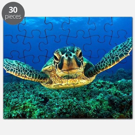 Cute Sea turtle Puzzle