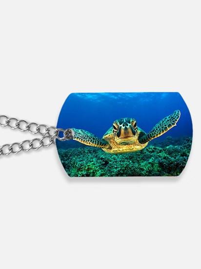 Unique Sea turtle Dog Tags