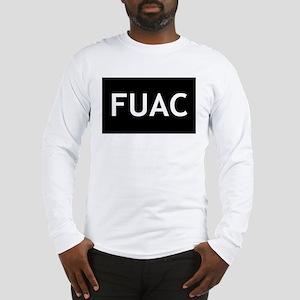 FUAC Long Sleeve T-Shirt