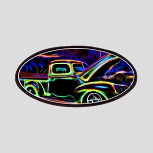 1940 Ford Pick up Truck Neon Patch