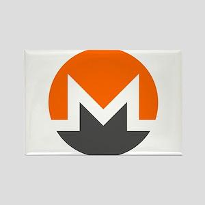 Monero Logo Symbol Design Icon Magnets