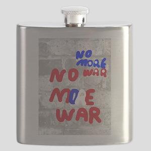 No More War Flask