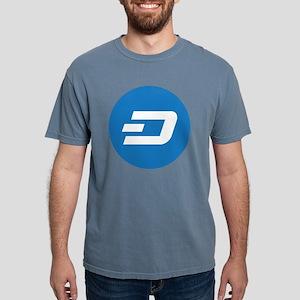 Dash Coin Logo Symbol Design Icon T-Shirt