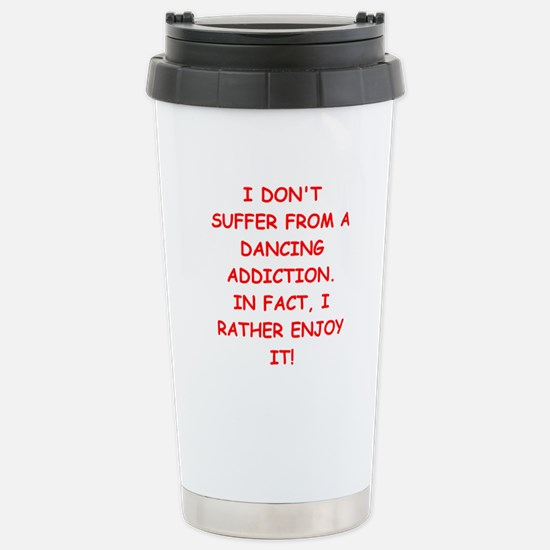 dancing Travel Mug
