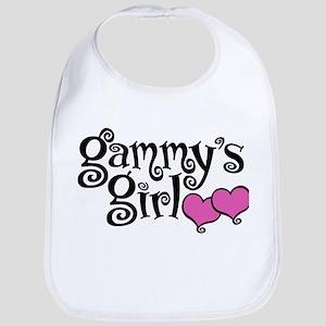 Gammy's Girl Bib