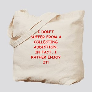 collecting Tote Bag