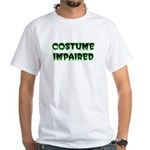 Costume Impaired White T-Shirt
