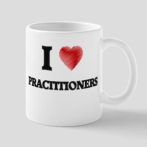 I Love Practitioners Mugs