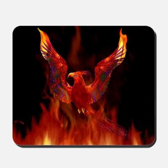 Phoenix Rising Mousepad