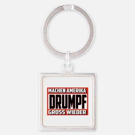Drumpf Amerika 2 Keychains