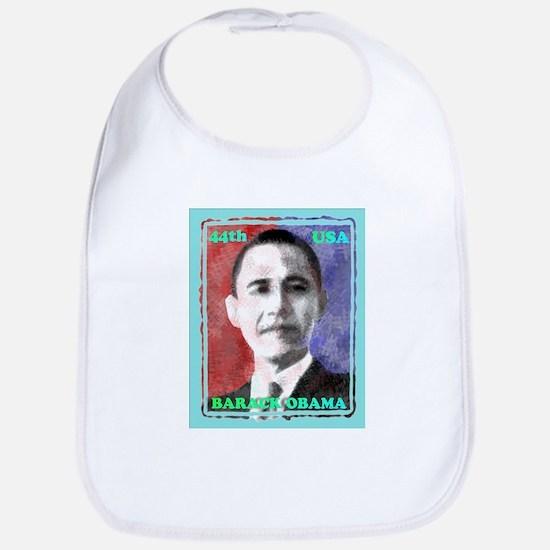 Obama 44th Bib